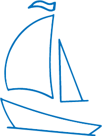 Segeln auf dem Arendsee